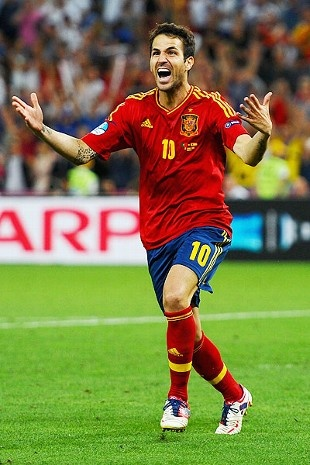 Cesc Fabregas and Spain have underwhelmed at the Euros but still possess the grit and confidence to win.