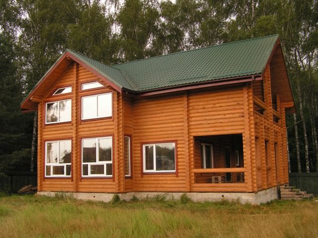 Деревянные дома - Строительство деревянных и каменных домов 8-9852240745.
