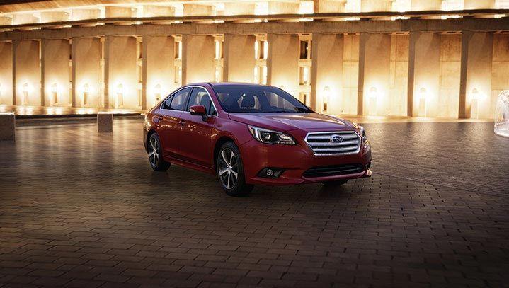 2017 Subaru Legacy - Midsize Sedan | Subaru
