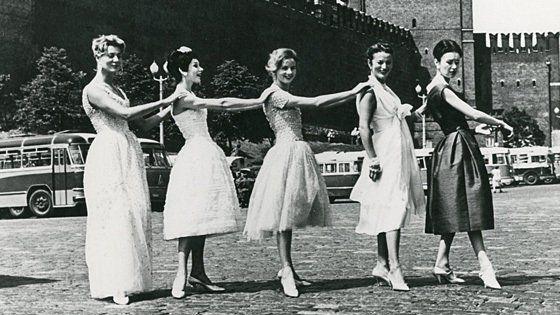 Мода 1950-х в Советском Союзе: какой она была?