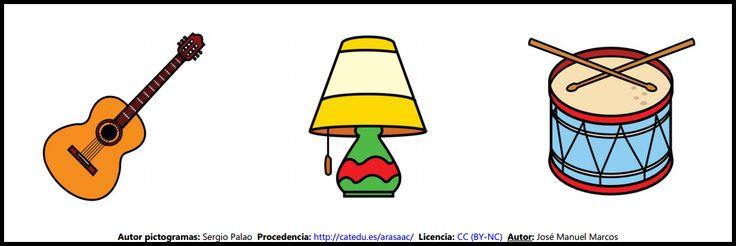 Clasificación de palabras: 3 elementos, nivel fácil. Lámina 7 http://informaticaparaeducacionespecial.blogspot.com.es/2009/05/clasificacion-de-palabras-3-elementos.html
