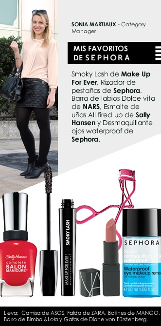 Sonia Martiaux - Category Manager