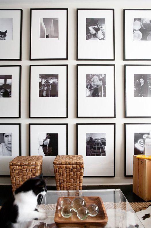 Image Result For Square Photo In Rectangular Frame Master Bedroom