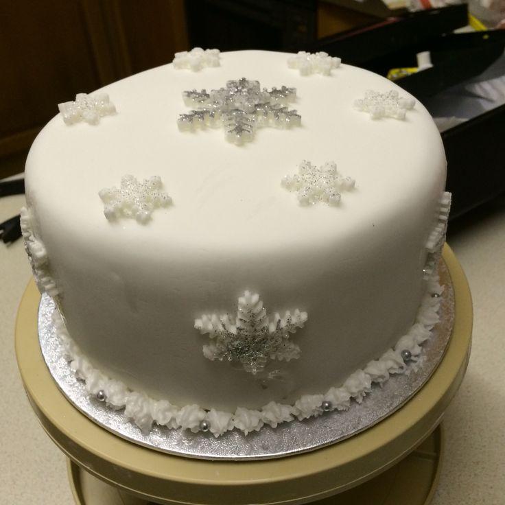 Christmas cake 2015!