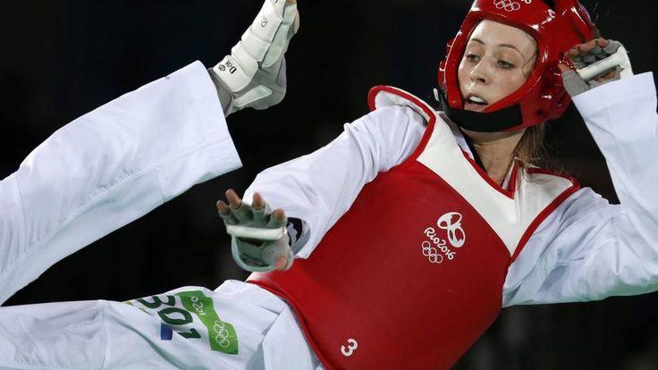 Taekwondo: Quarter-finals and semi-finals featuring GB's Jade Jones - http://www.bbc.co.uk/sport/live/olympics/36817703#utm_sguid=159315,393d67a3-de56-36d9-28d7-82c70bc23dd0