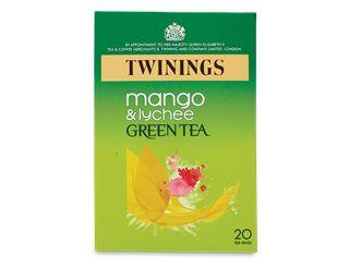 Mango & Lychee Green Tea - 20 Tea Bags