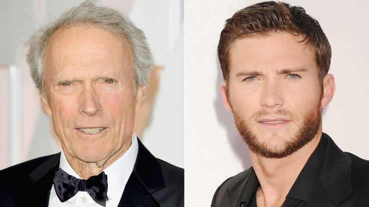 Celebrity Kids Who Look Just Like Their Famous Parents - Clint and Scott Eastwood from #InStyle
