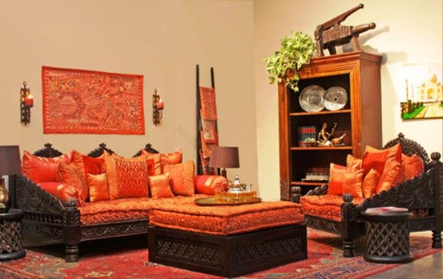 Ideas Living Room Indian Style On Livingdesign Us