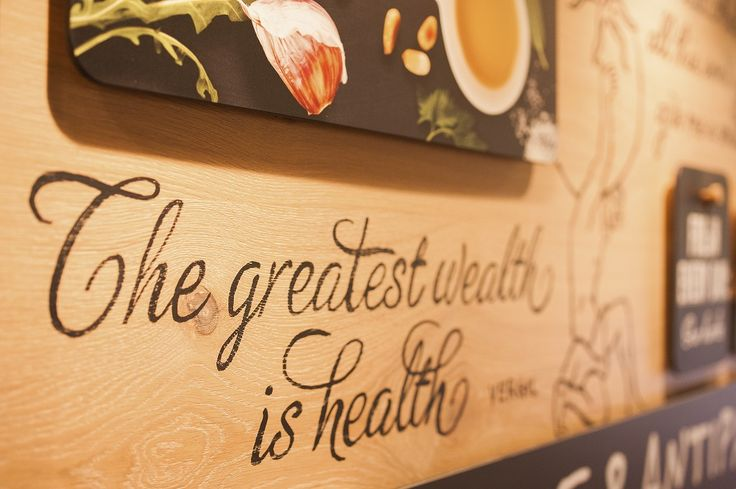 Health is Wealth – Meaning and Expansion of Idea