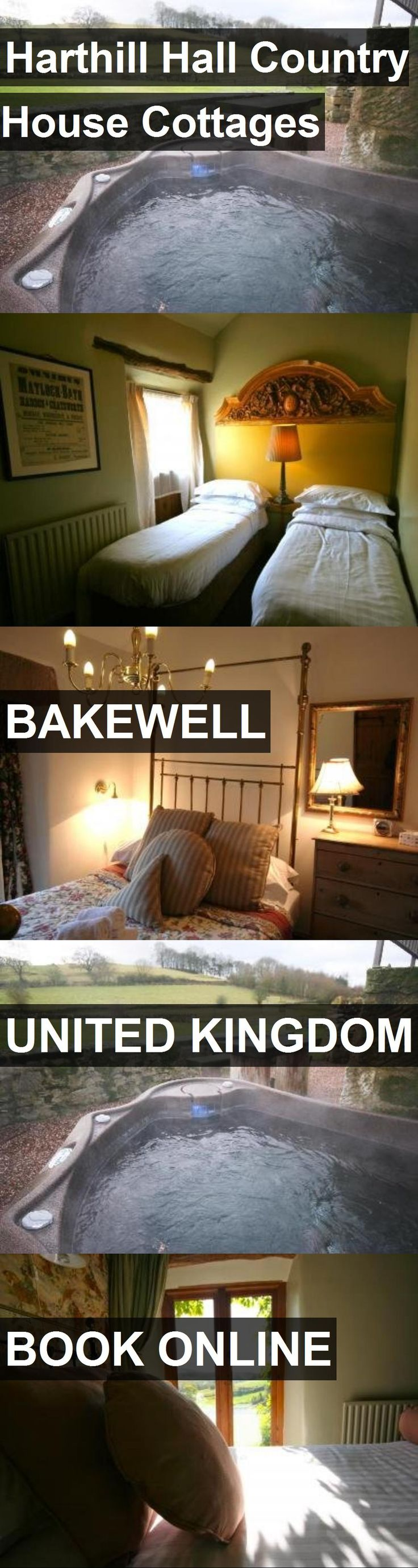 Hotel Harthill Hall Country House Cottages in Bakewell, United Kingdom. For more information, photos, reviews and best prices please follow the link. #UnitedKingdom #Bakewell #travel #vacation #hotel