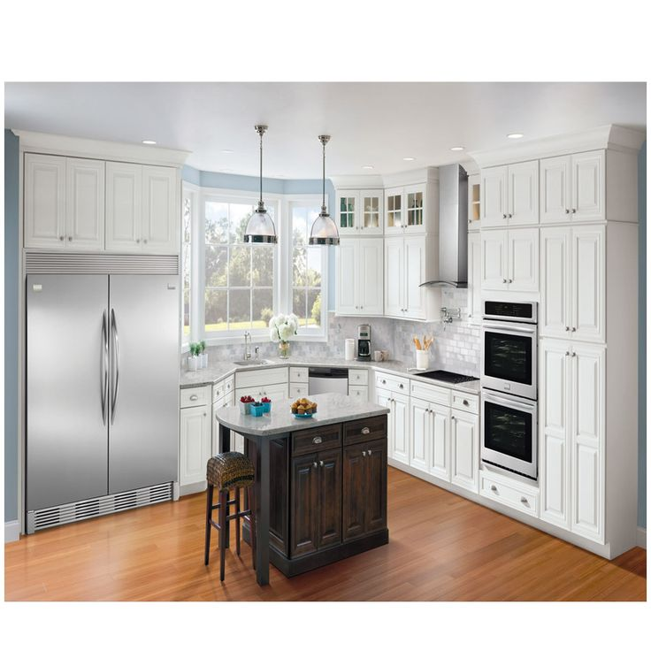 36 best kitchen images on pinterest kitchen armoire for Frigidaire armoire