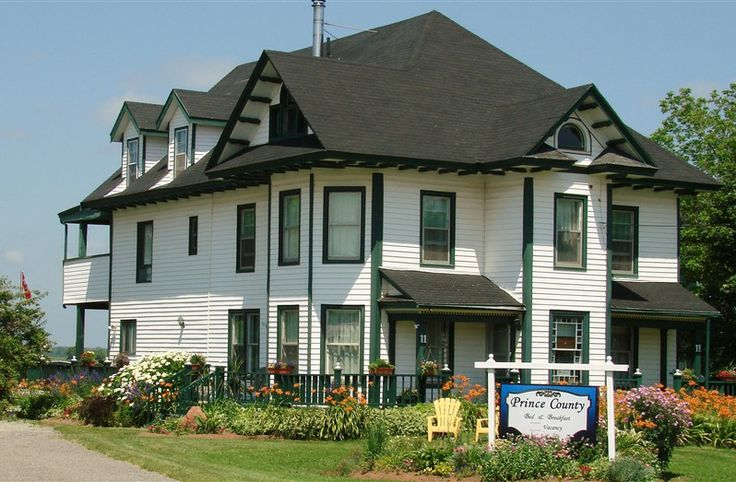 Prince County Bed & Breakfast in Miscouche, Prince Edward Island | B&B Rental