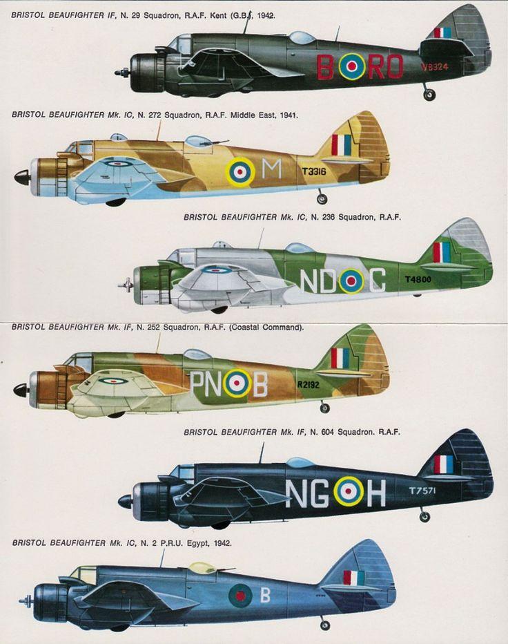 ESCI New Decals Réf 30 - GB - Bristol Beaufighter http://maquettes-avions.hautetfort.com/archive/2011/06/03/esci-new-decals-1-72e.html
