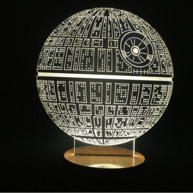1000 Ideas About Star Wars Night Light On Pinterest