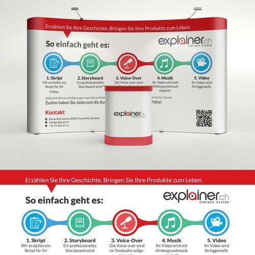 Erstellen Sie Ein Einmaliges Design F R Eine Online Marketing Messe Signage Contest Winning Design Picked Silvano Signage Toothpaste Personal Care