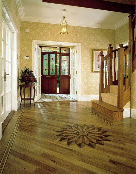 Foyer Flooring Idea Create The Look By AmticoR Tile