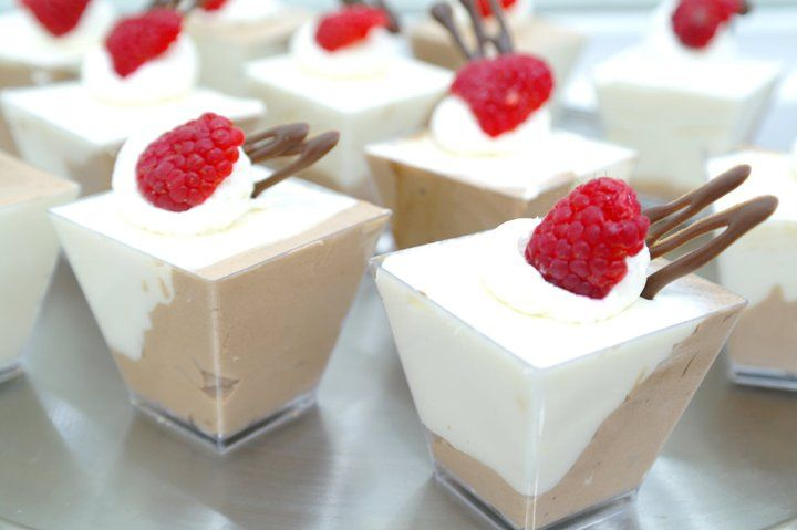 Receta de Mousse de Chocolates