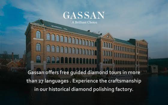 Diamond Tours 2020 Schedule Gassan Diamonds   free guided tour   Paige's Amsterdam, France