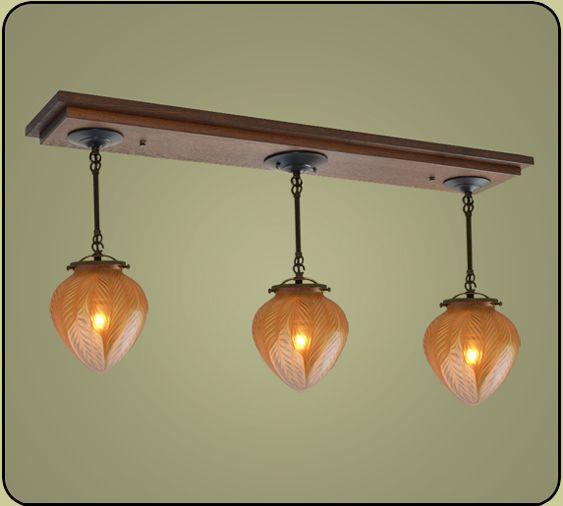 The 25 best craftsman pendant lighting ideas on pinterest craftsman pendant light craftsman style pendant light fixture mozeypictures Gallery