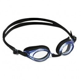 B&S 9461 Glazeable Okulary B&S 9461 to gogle korekcyjne od jednego z najlepszych producentów akcesorów tego typu - firmy B&S. Okularki pływackie korekcyjne B&S 9461 moga być wykonane z niemal każdą mocą szkieł (zarówno dla dalekowidzów jak i krótkowidzów). Dostępne w dwóch kolorach: niebieskim i czarnym. Mają bardzo atrakcyjny, smukły wygląd, wyposażone w wygodną, silikonową uszczelkę ochronną i podwójną taśmą na głowę.