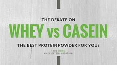 What is Whey Protein? What is Casein protein? What are the different types of whey protein and casein protein powders? Benefits of each of them? Whey or Casein: which is best for you?