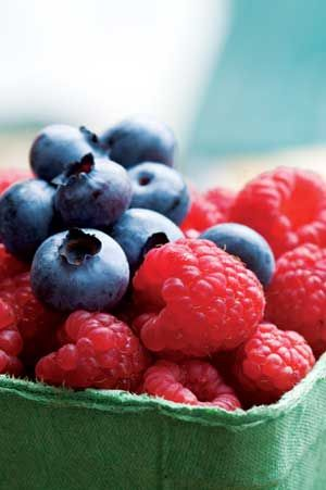 growing strawberries, blueberries, raspberries, blackberries, currants and other berries that thrive where you live