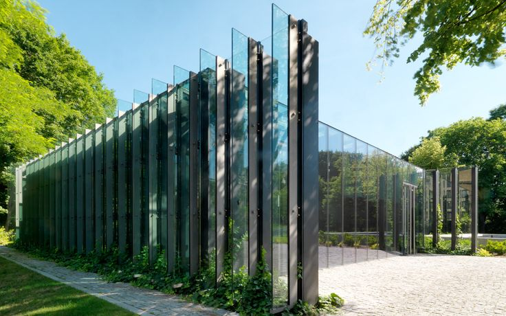 Kancelaria Sejmu RP. Warszawa, Polska. Szkło: SGG COOL-LITE SKN 174 II. #glass #architecture #desing #public_space