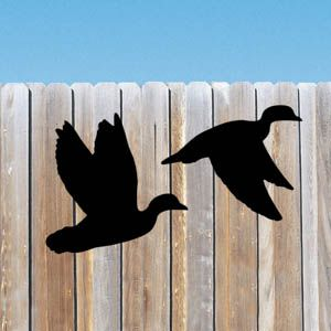 Flying Ducks Diy Woodcraft Pattern 65 Flying South For