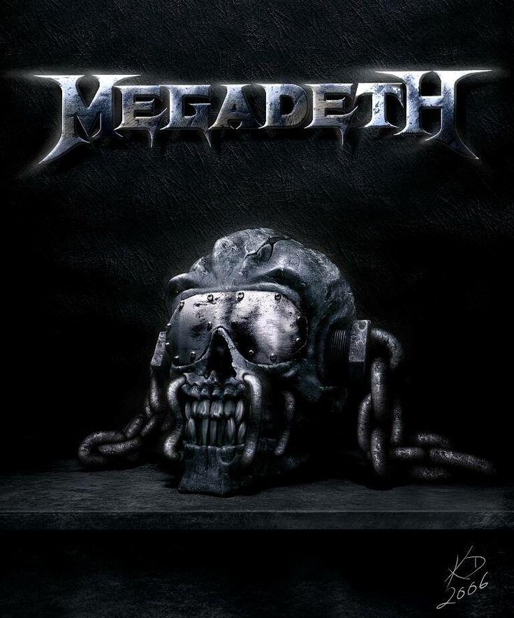 Megadeth Logo...........