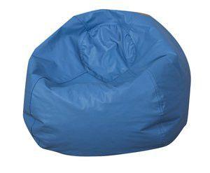"""CF610-005 35"""""""" Blue Bean Bag"""