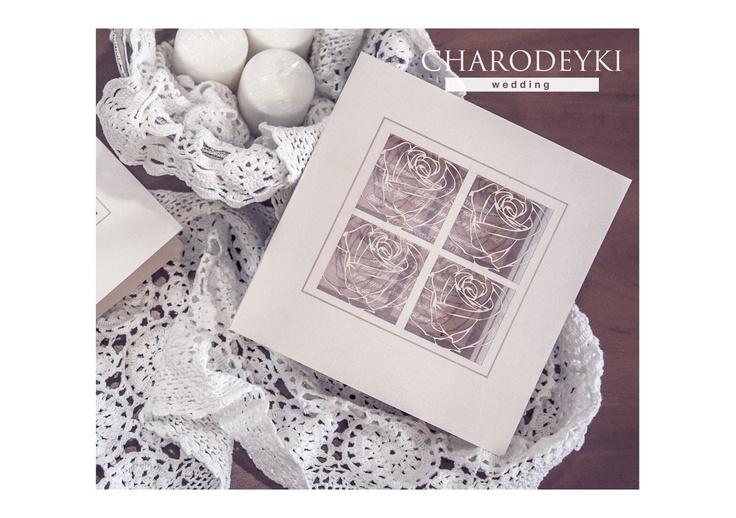 """Коллекции свадебных пригласительных 2013 года от нашей имидж студии """"Charodeyki""""  Wedding invitation"""