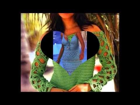 (2) Dantel Oya Giysiler Elbiseler Yeni Modeller Moda Kıyafetler İşlemeler HD