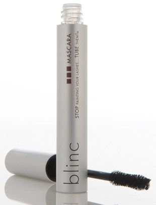 This mascara comes off in tubes, meaning no smearing or black under your eyes ... for me it prevents me from looking like i have major dark circles, and it comes off with soap and water.... love this product!!