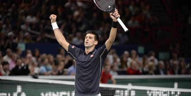 Novak Djokovic a remporté, dimanche face à Milos Raonic, le Masters 1000 de Paris-Bercy pour la troisième fois de sa carrière, grâce à sa 600e victoire sur le circuit ATP. Le Serbe, vainqueur de son 6e tournoi de l'année, collectionne désormais 47 trophées. Les chiffres à retenir.