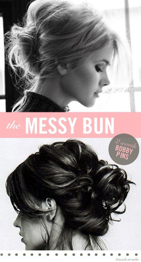 Best 25+ Medium hair updo ideas on Pinterest | Hair updos for ...