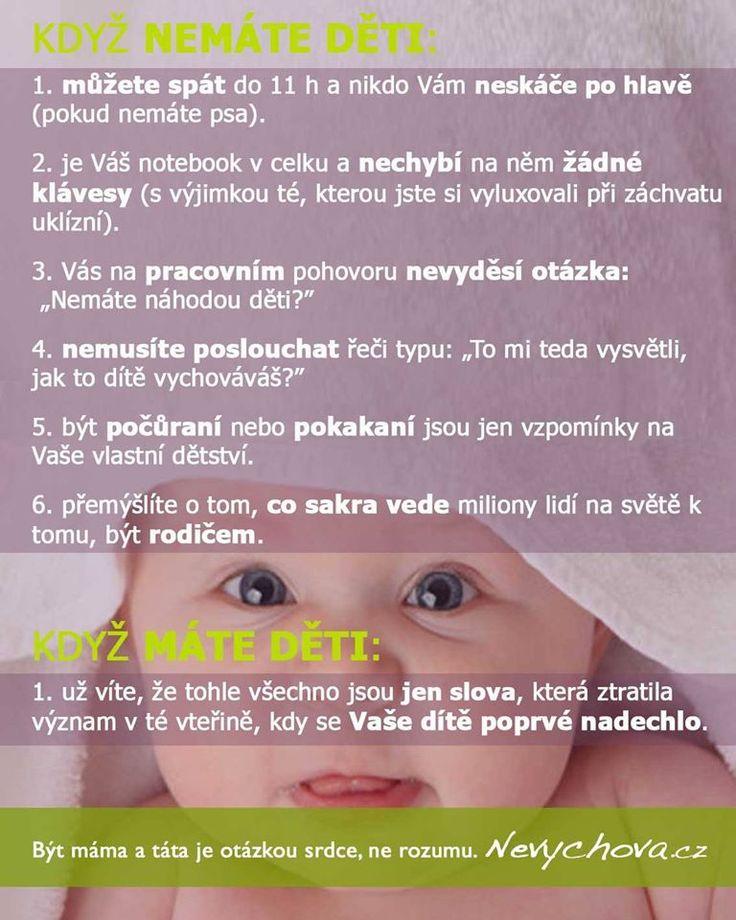 Když máte děti. Z webu nevychova.cz