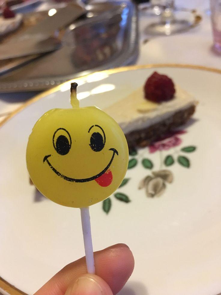 #candle #smile #cake