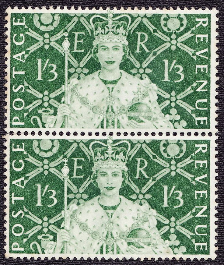 https://flic.kr/p/dTLbjM | Royal Mail Queen Elizabeth II Coronation 1953 | British postage stamps commemorating the coronation of Queen Elizabeth II on the 2nd June 1953 The Royal Mail postage stamps and first day covers are all from the estate of the late George Worledge who first began collecting as part of his recuperation after he contracted polio as a boy in the 1930s. George worked as a watchmaker and jeweller Cornell & Sons in the town of Maidstone in Kente