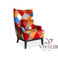 Armchair Queen  #armchair #chair #fotele