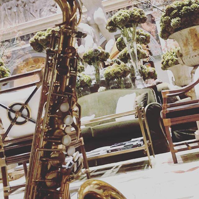 An amazing evening with our beautiful friend @margomiracle at @fsflorence Florence. ❤️🌺🎷 #fourseasonshotel #florence #fourseasons #firenze #hotel #musicaevento #destinationwedding #destinationweddinginitaly #wedding #weddinginitaly #italianlocation #saxophone #weddingmusic #amazingwedding #amazinglocation #art #design #decor #italy #renaissance #jazz #weddingjazzband #weddingband