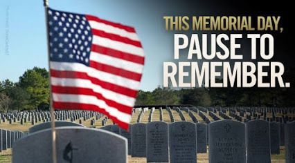 Pause To Remember - Memorial Day - http://www.plantsolutionsnj.com/pause-to-remember-memorial-day/