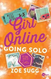 273 best ya books images on pinterest books to read libros and ya girl online going solo the third novel by zoella ebook by zoe sugg fandeluxe Images