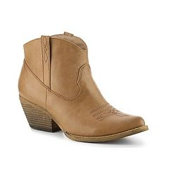 Volatile Wild West Cowboy Boot