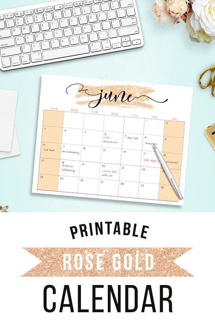 Desk Calendar 2019 Monthly Desk Planner 2019 Printable Calendar