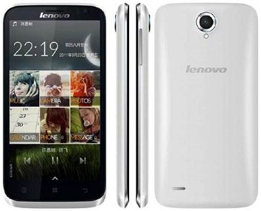 Review Lenovo A859
