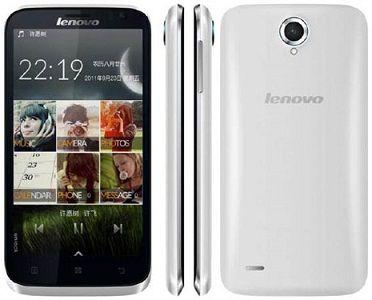 Review Lenovo A859