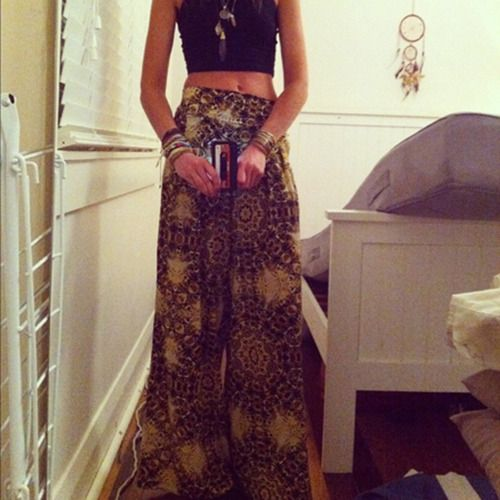 crop top and maxi skirt my style pinterest long