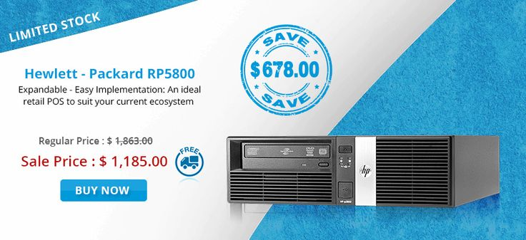OnlyPOS now offering 36% OFF on HP RP5800 Retail System POS. We provide FREE Shipping on all orders in Australia..!  http://www.onlypos.com.au/hp-rp5800-retail-system-pos-hp-90466483