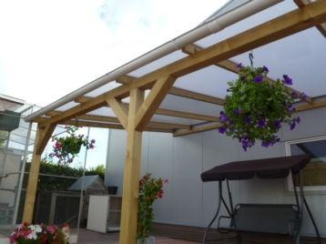 Marktplaats.nl - een tuin compleet maken met polycarbonaat dak kijk kijk - Overige Tuin en Terras