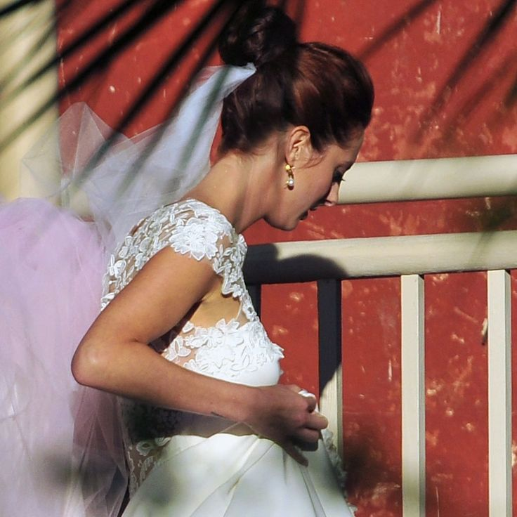 See Susan Sarandon's Daughter Eva Amurri's Wedding Pictures!